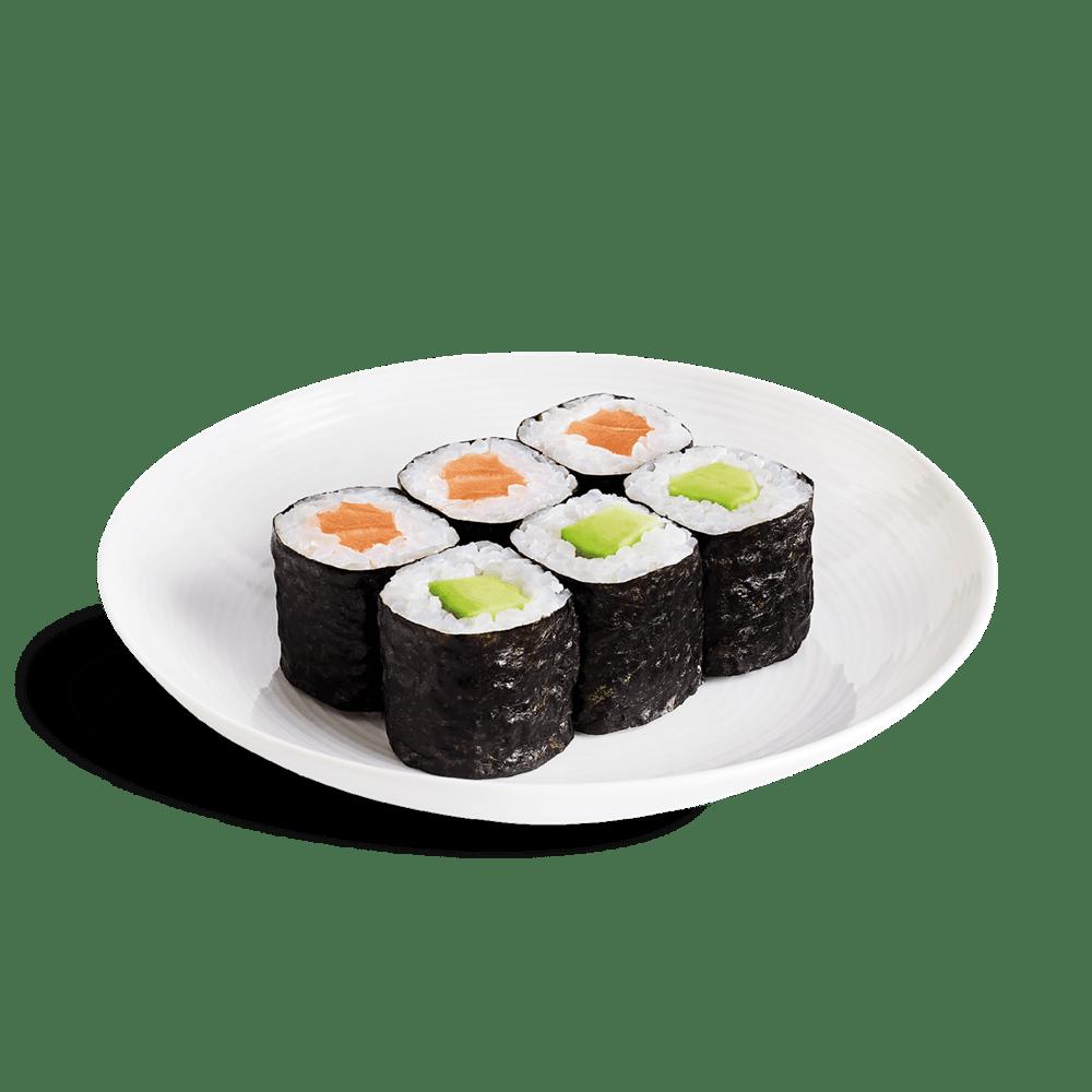Mixed Maki Plate