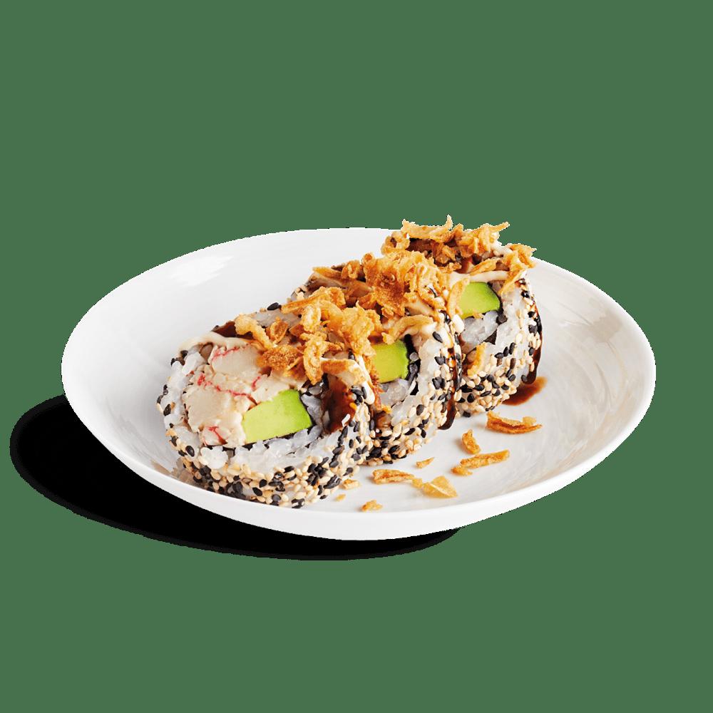 Crunchy California Roll