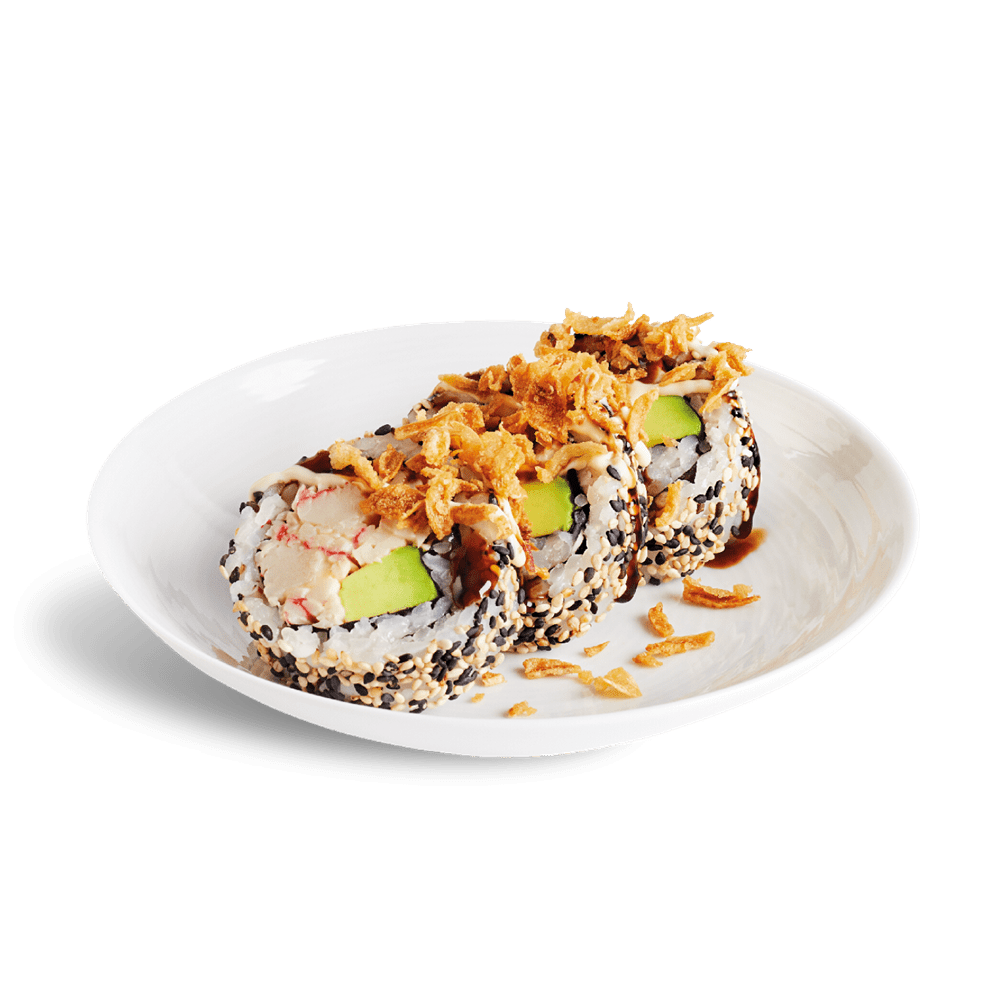 Crunchy California Roll