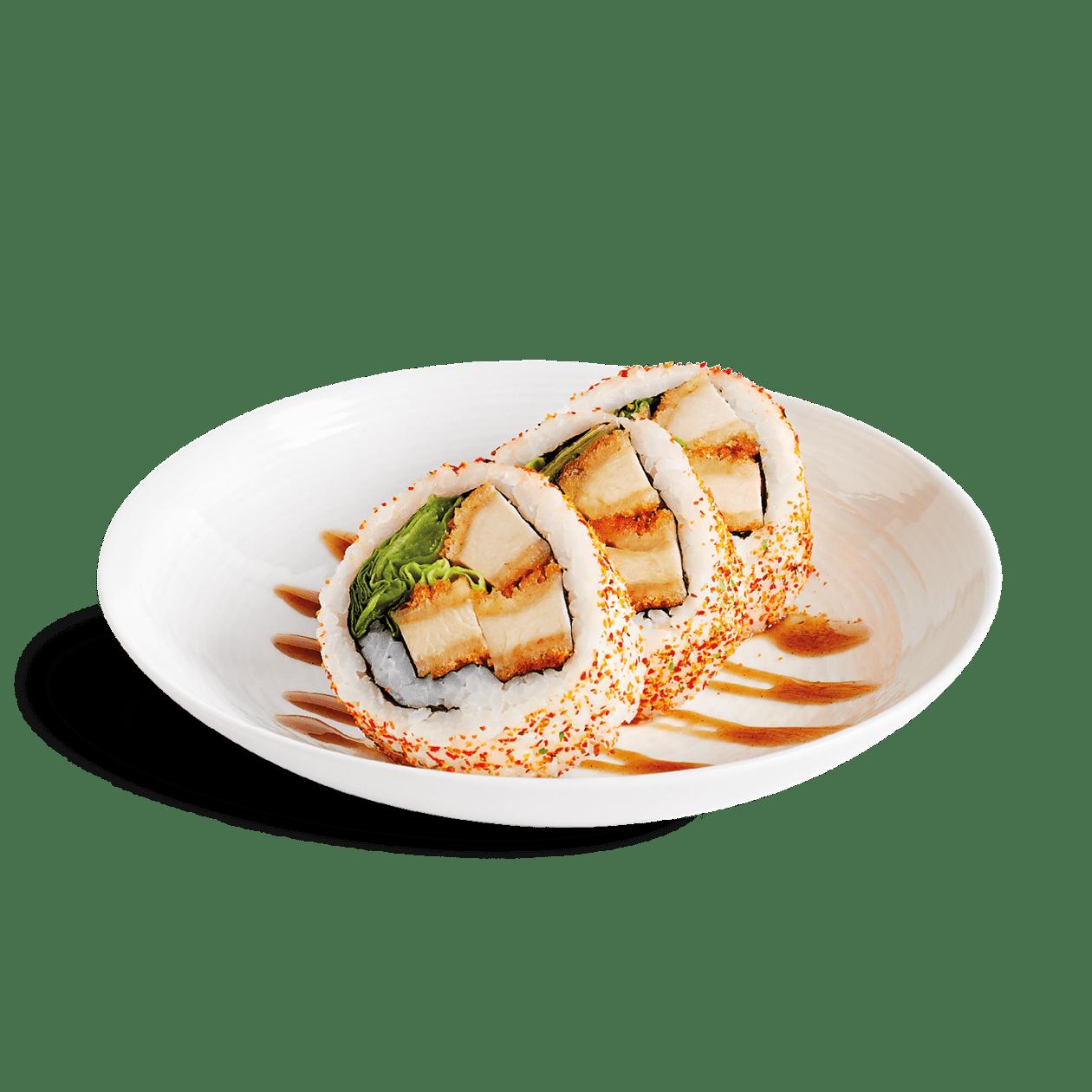 Spicy Chicken Katsu Roll