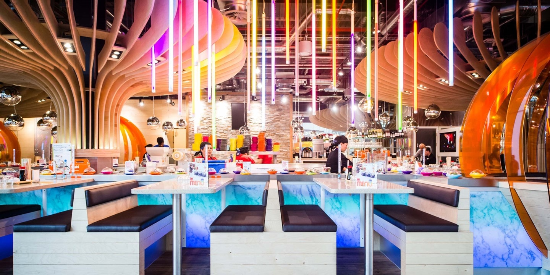 Heathrow T2 restaurant