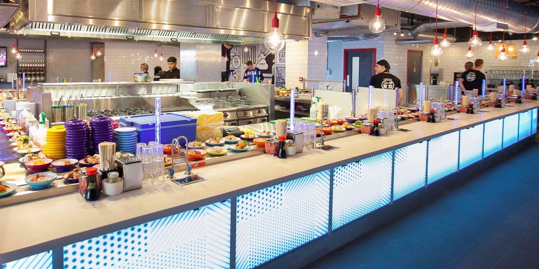 Newcastle Grainger Street restaurant
