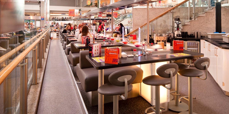 Southampton West Quay restaurant